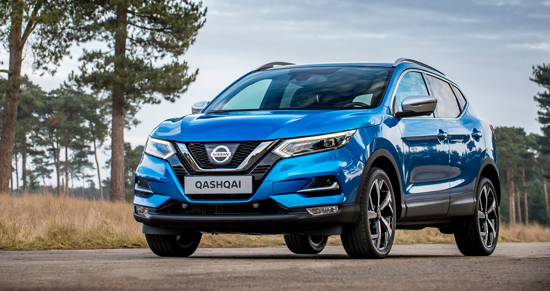 Nissan Qashqai 2018 cập nhật động cơ mạnh mẽ hơn