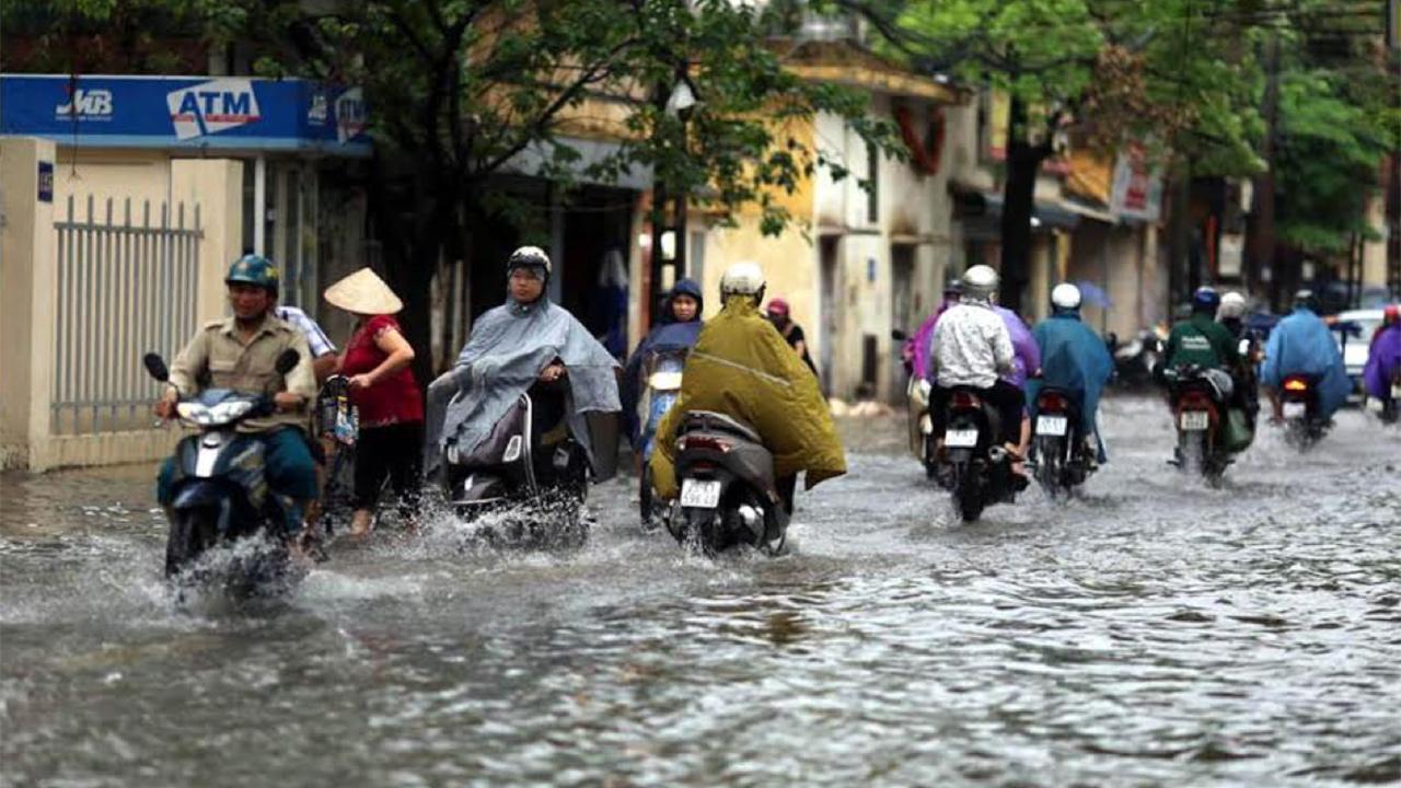 Tránh tai nạn vào mùa mưa với một số mẹo đơn giản