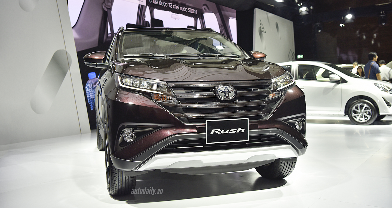 Có nên rút cọc Mitsubishi Xpander để mua Toyota Rush không?