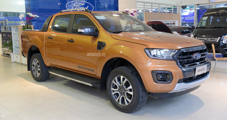 Tháng 9: Ford Việt Nam tăng trưởng mạnh mẽ