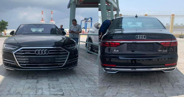 Audi A8 2019 đầu tiên về Việt Nam, giá hơn 300.000 USD