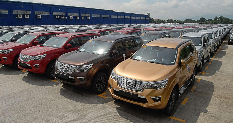 Nissan Terra 2018 đấu Toyota Fortuner sắp ra mắt tại Việt Nam