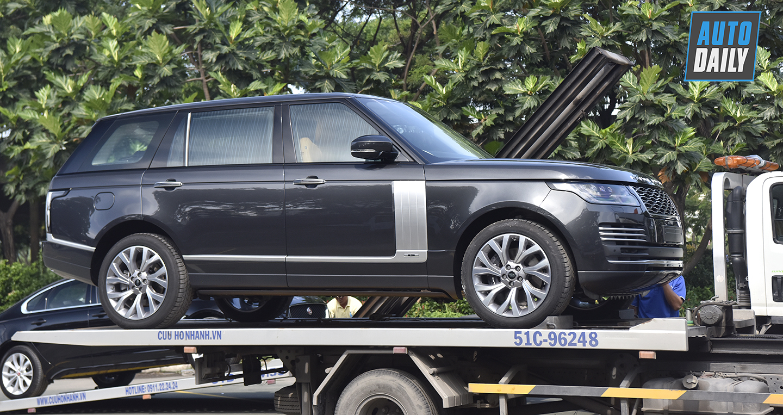 Range Rover 2018 chính hãng sẵn sàng ra mắt tại Việt Nam