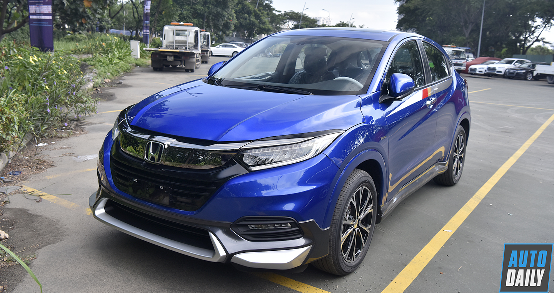 Xem trước Honda HR-V 2018 bản độ Mugen vừa về Việt Nam