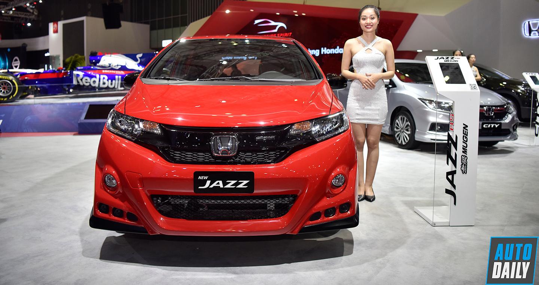 Honda Jazz với gói phụ kiện Mugen cực chất giá 684 triệu đồng