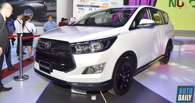 Toyota innova tăng giá tới 40 triệu đồng tại Việt Nam