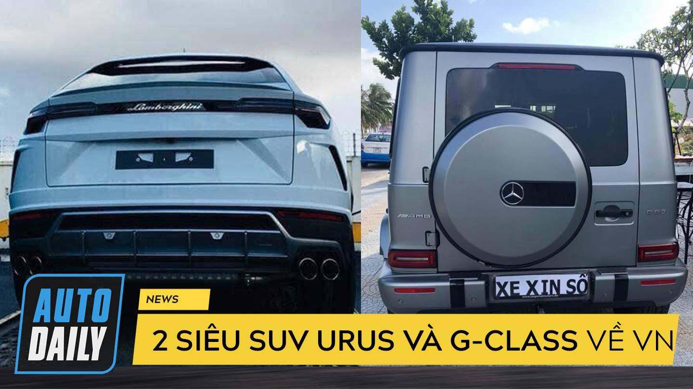 2 siêu SUV cực chất về Việt Nam chỉ trong 1 tuần