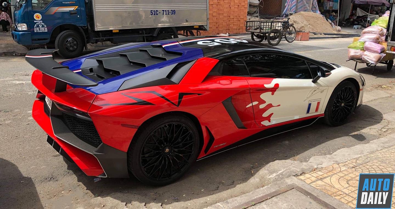 Đại gia Minh Nhựa bán Lamborghini Aventador SV, sắp lấy Urus