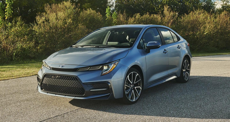 Toyota Corolla 2020 chính thức lộ diện