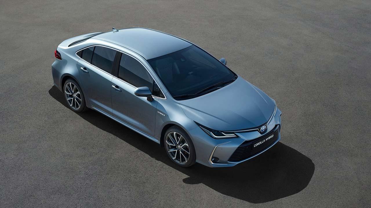 Toyota Corolla 2020 thêm nhiều vũ khí mới, quyết đấu Honda Civic
