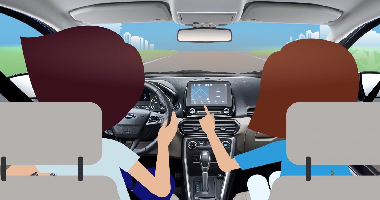 Hãy trở thành một hành khách đem lại ảnh hưởng tích cực cho người lái