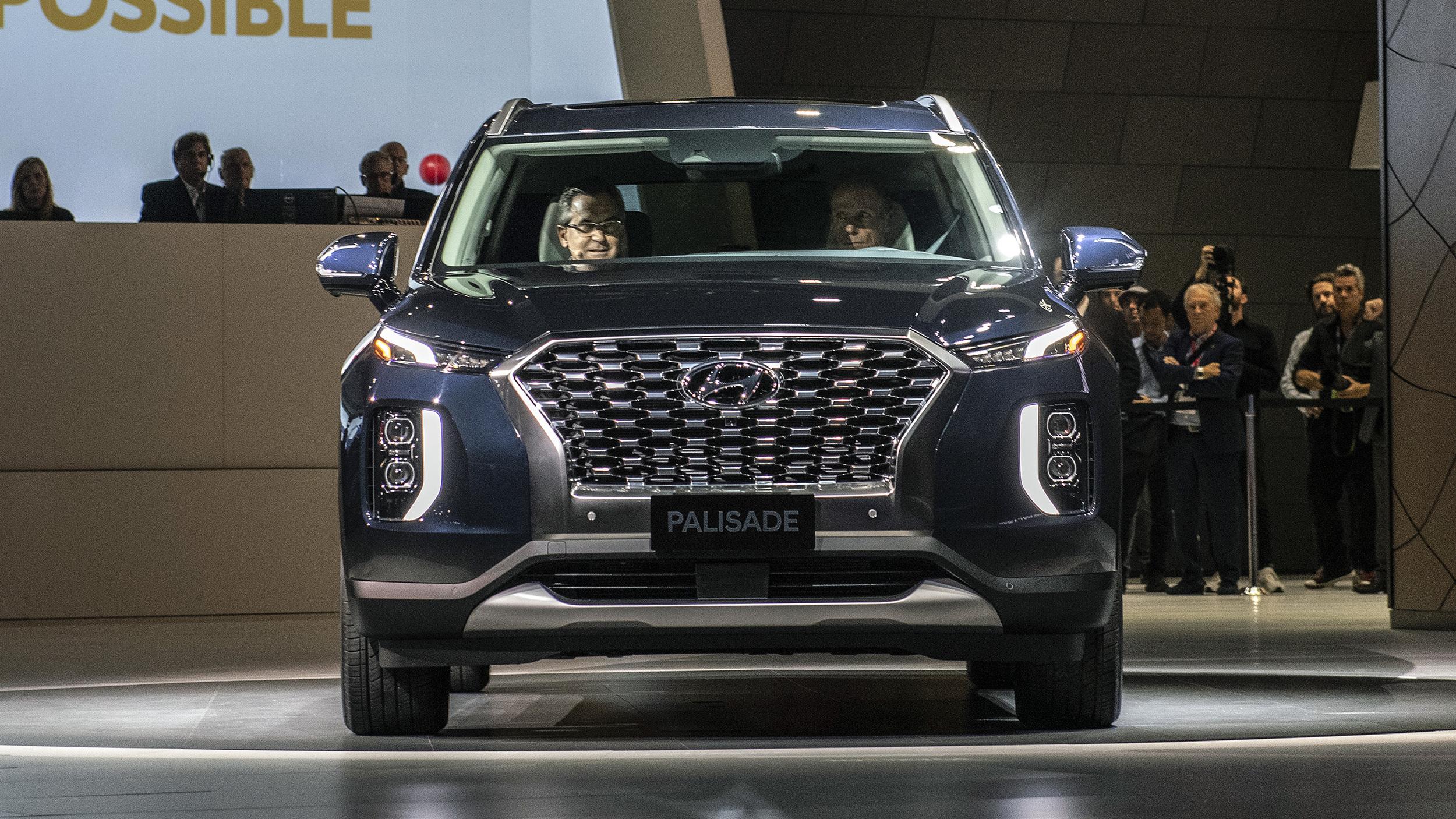 """Video: Hyundai Palisade – Đàn anh của SantaFe lộ diện, hứa hẹn """"làm mưa, làm gió"""""""