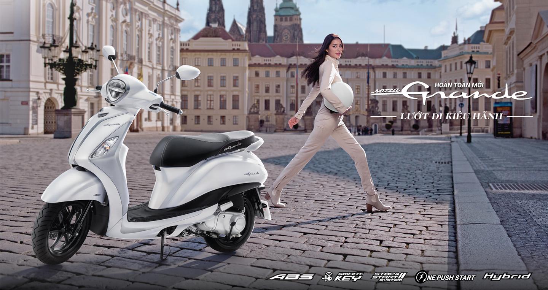 Yamaha Grande 2019 ra mắt tại Việt Nam
