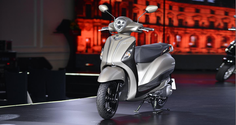 Những điểm mới nổi bật trên Yamaha Grande 2019