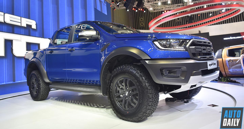 Bán tải Ford Ranger lập kỷ lục doanh số tại Việt Nam