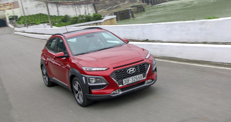 Hyundai Kona tiếp tục bùng nổ tại Việt Nam
