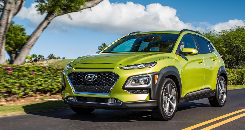 Hyundai Kona bán chạy nhất phân khúc, Honda HR-V giảm mạnh