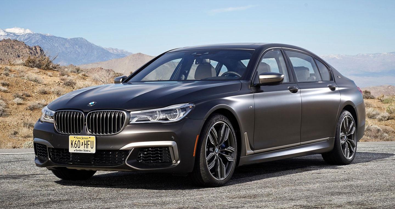Bật mí Top 5 quy trình sản xuất xe sang BMW 7-Series
