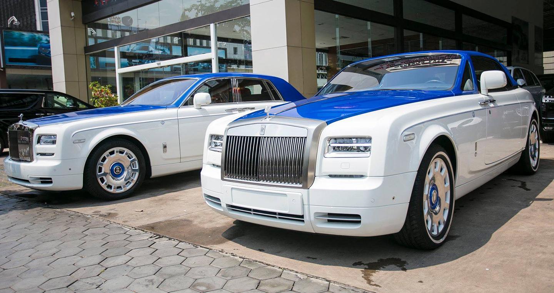 Đây là showroom bán siêu xe, xe siêu sang hàng đầu Campuchia