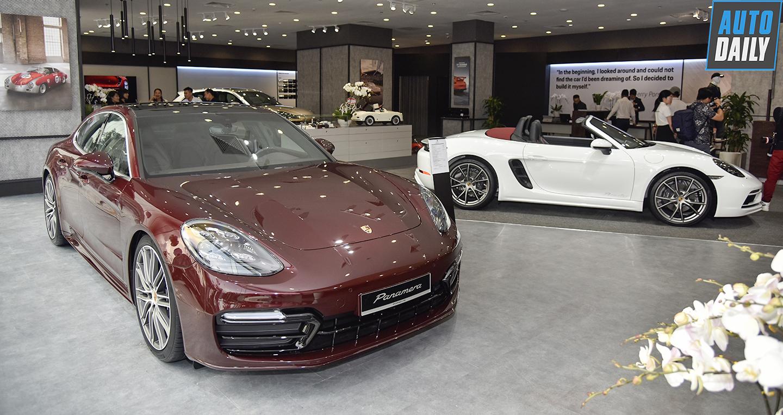 Thêm điểm đến mới hấp dẫn cho tín đồ Porsche tại Hà Nội