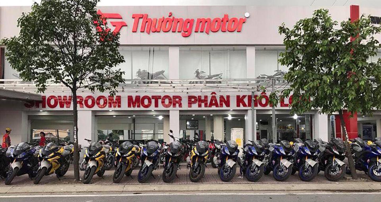 Ưu đãi cuối năm - Trúng Yamaha R15 tại Thưởng Motor