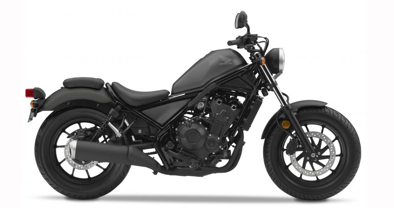 Honda Rebel và X-ADV 2019 bổ sung thêm màu mới