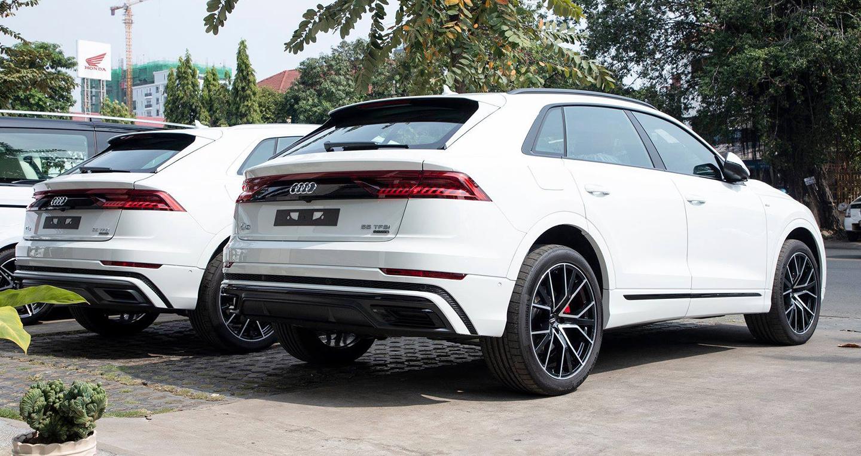 Audi Q8 đổ bộ Campuchia, dân chơi Việt phải chờ tới giữa 2019