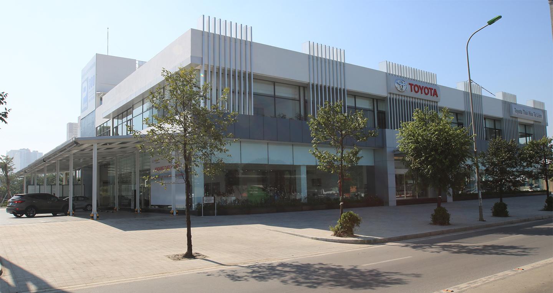 Toyota Việt Nam khai trương hai đại lý mới ở Thanh Hóa và Hà Nội