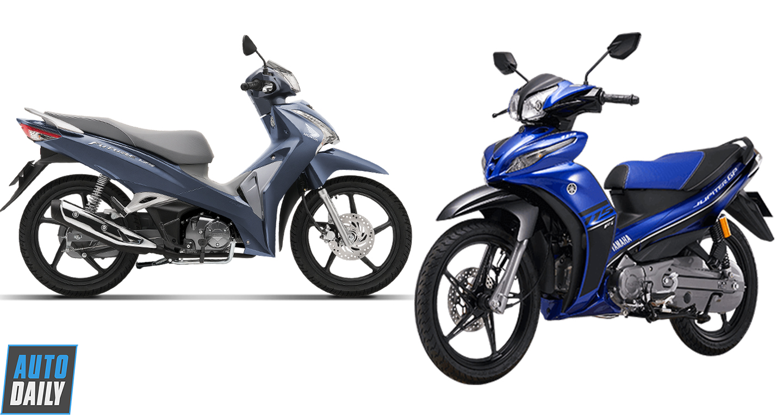 30 triệu chọn Honda Future hay Yamaha Jupiter?