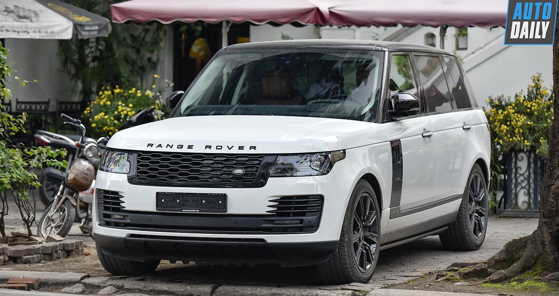 Range Rover Autobiography P400e LWB 2018 độc nhất Việt Nam