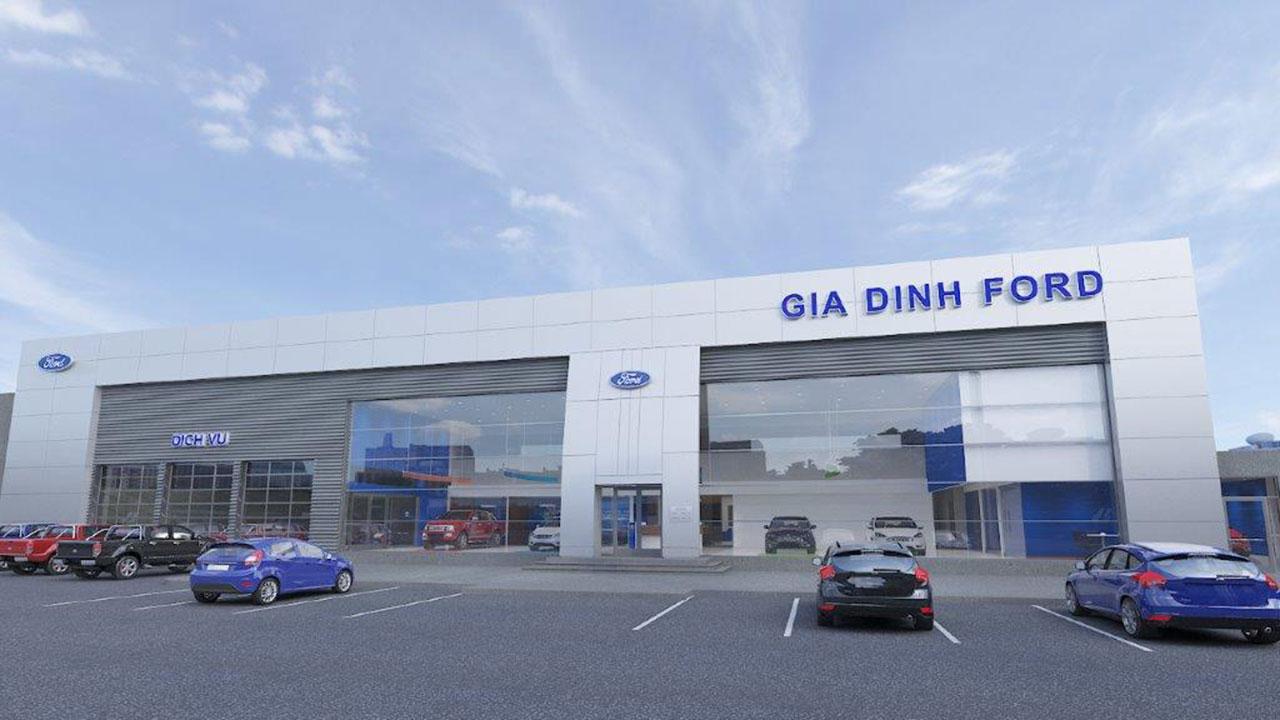 Thêm địa chỉ tin cậy mua xe Ford chính hãng tại Tp.HCM