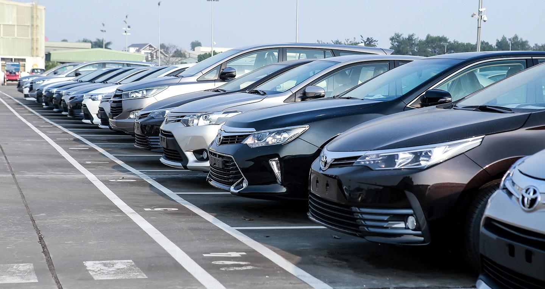 65.850 xe Toyota đến tay khách hàng Việt trong năm 2018