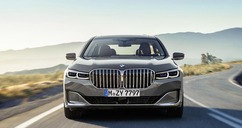 Ảnh chi tiết BMW 7-Series 2020 vừa ra mắt