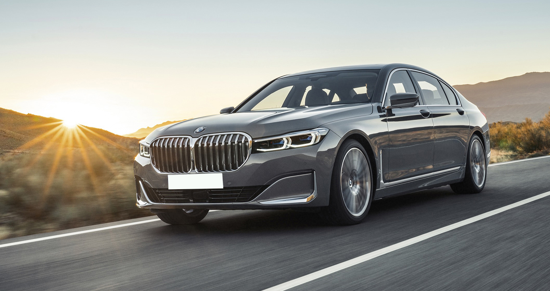 Ra mắt BMW 7-Series 2020, cụm đèn hậu chuẩn xu hướng