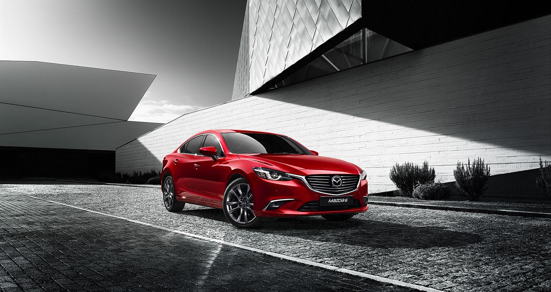 Tầm 800 triệu, có nên mua Mazda6 chơi Tết?