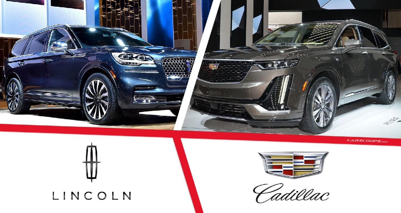Cadillac XT6 - Lincoln Aviator: Cuộc chiến ngang tài, ngang sức
