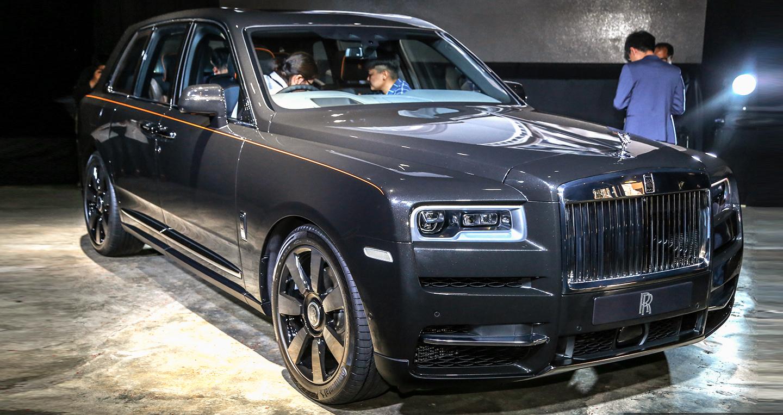 Rolls-Royce Cullinan giá 1,5 triệu USD tại Malaysia, sắp về VN