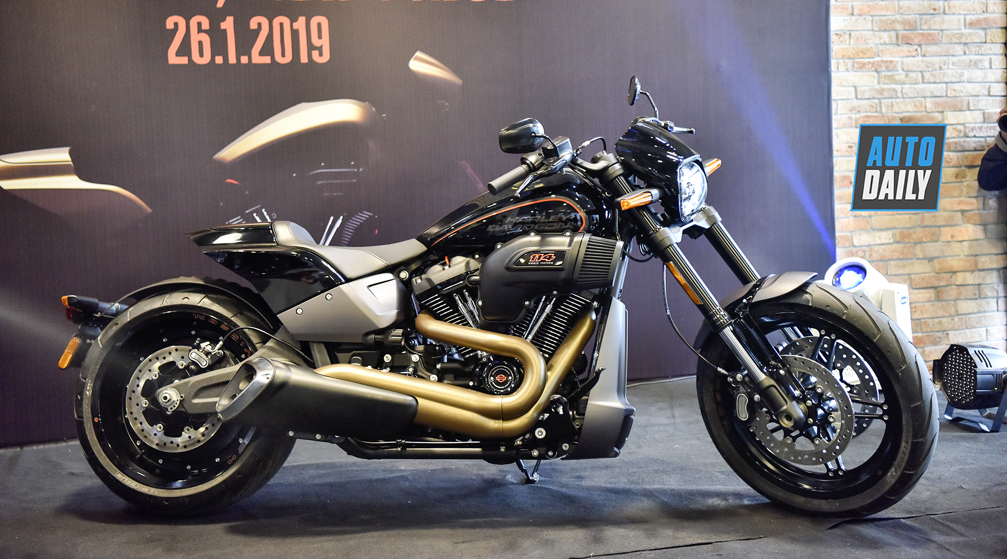 Harley-Davidson FXDR 114 ra mắt tại Việt Nam, giá 799 triệu