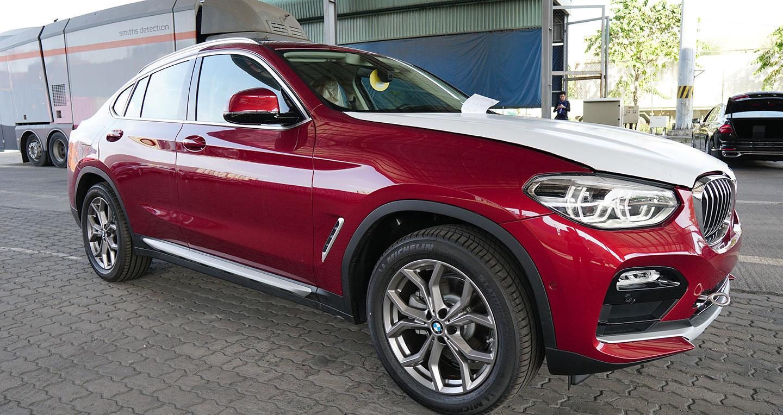 BMW X4 thế hệ mới về Việt Nam