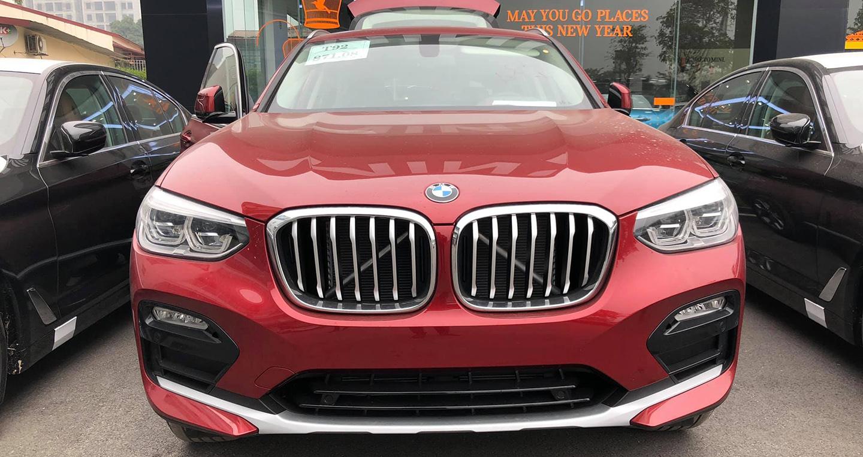 BMW X4 xDrive 2019 đã về đại lý, giá dự kiến 2,9 tỷ đồng