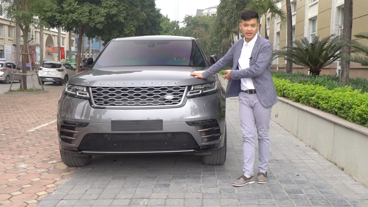Đánh giá Range Rover Velar: ĐẸP HOÀN HẢO