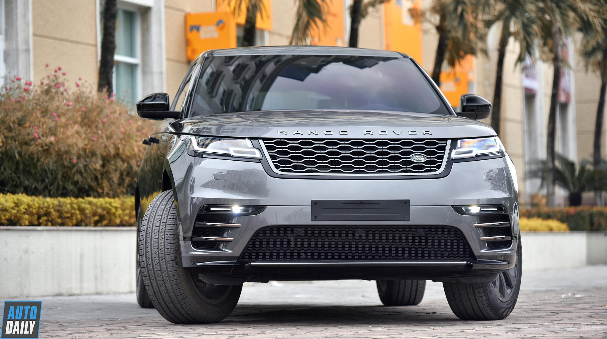 Range Rover Velar siêu lướt chưa đăng kí, giá hơn 4,8 tỷ