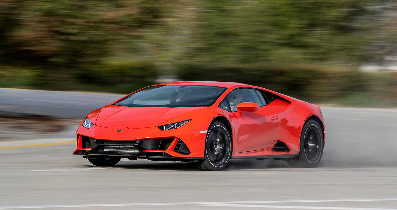 Đánh giá Lamborghini Huracan Evo 2020: Màn lột xác ấn tượng