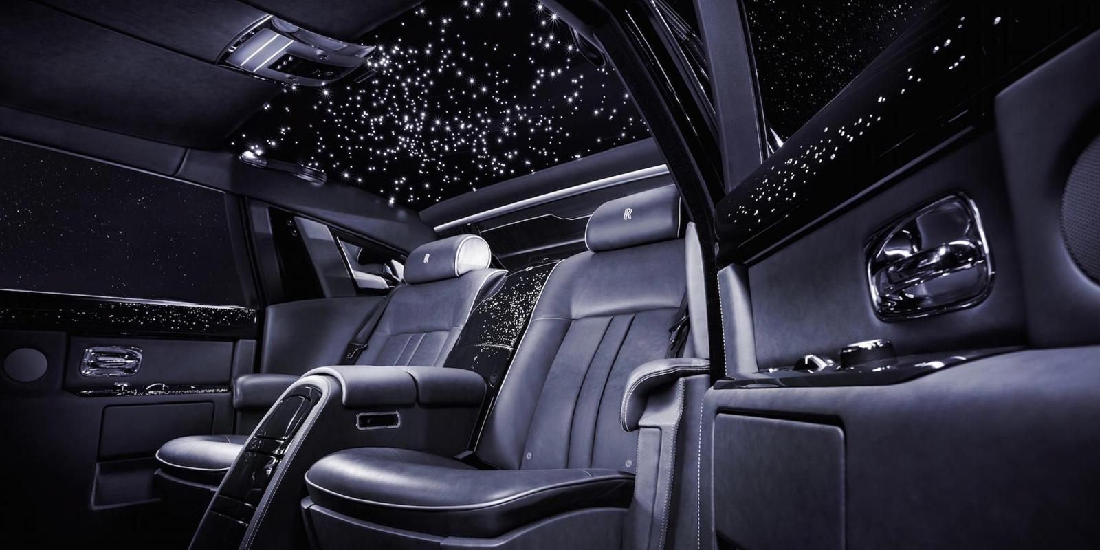 Top 10 phụ kiện ôtô đắt đỏ nhất dành cho giới siêu giàu