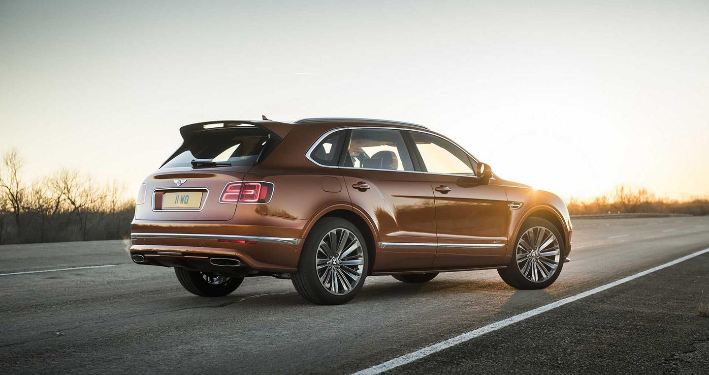 Vượt qua Urus, Bentley Bentayga Speed là chiếc SUV nhanh nhất thế giới