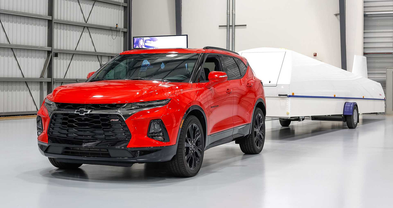 Đánh giá Chevrolet Blazer 2019: Sự hồi sinh đầy khác biệt