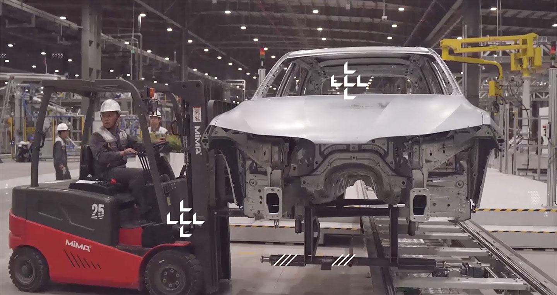 Lộ diện thân vỏ xe SUV VinFast, chính thức bàn giao tới khách Việt từ Quý II năm nay