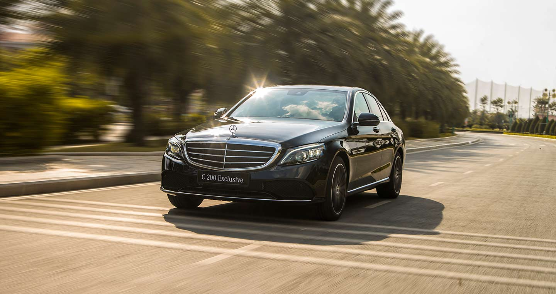 Đánh giá nhanh Mercedes C200 Exclusive 2019 giá 1,7 tỷ đồng