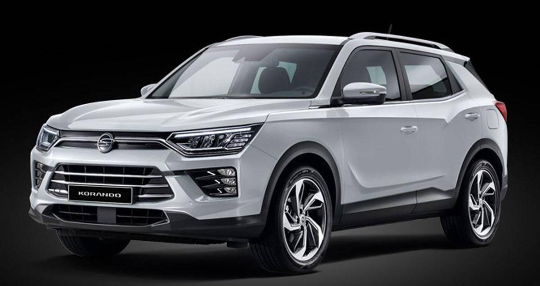 SsangYong Korando 2019: Đối thủ mới của Honda CR-V và Mazda CX-5