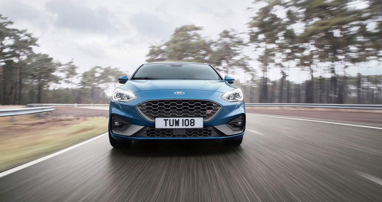 Ford Focus ST 2019 được trang bị động cơ 2.3L EcoBoost mạnh 276 mã lực